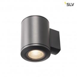 SLV 1000448 pole parc wandlamp anctraciet 1xled 3000k