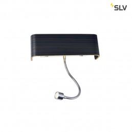 SLV 1000615 mana led spot 200 wit/chroom 1xled 3000k