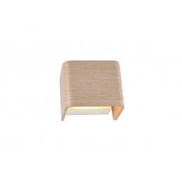 SLV 1000617 mana lampenkap 12 hout wit