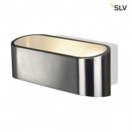 SLV 1000637 asso led alu geb/wit 1xled 2000k-3000k d2w