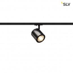 SLV 1000711 Enola_C track zwart 1xled 3000k 35° 1-fase