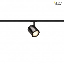 SLV 1000712 Enola_C track zwart 1xled 3000k 55° 1-fase