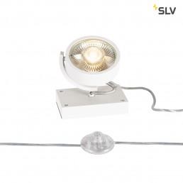 SLV 1000723 kalu 1 floor wit 1xgu10