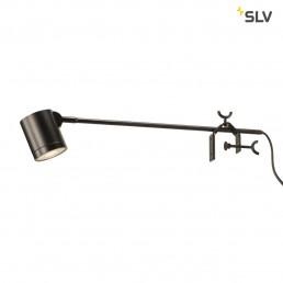 SLV 1000733 Anela led display zwart 3000K