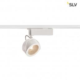 SLV 1000768 kalu led spot wit/zwart 1xled 3000k 60° 1-fase