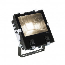 SLV 1000805 disos zwart 1xled 3000k 70w