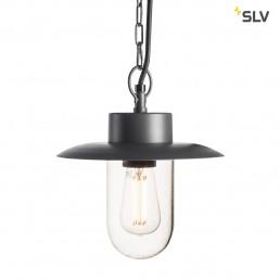 SLV 1000821 Molat E27 hanglamp buiten antraciet