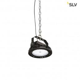 SLV 1000827 para flac led zwart 1xled 4000k 100w