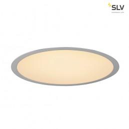 SLV 1000853 medo 30 inbouw zilvergrijs 1xled 3000k 1-10v