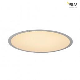 SLV 1000862 medo 40 inbouw zilvergrijs 1xled 3000k 1-10v
