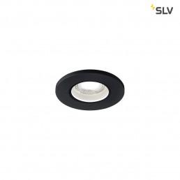 SLV 1001013 kamuela led zwart 1xled 4000k