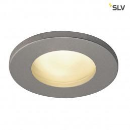 SLV 1001160 Dolix Out zilvergrijs QR-C51