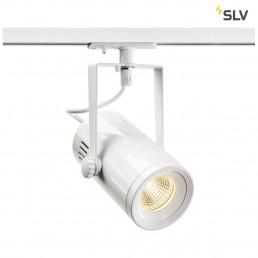 SLV 1001486 Euro Spot track 1-fase wit 1xled 3000k 36°