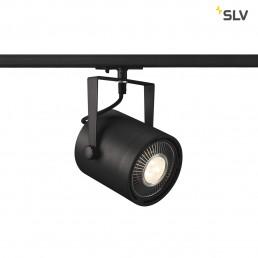 SLV 1001860 Euro Spot track zwart 1xes111 1-fase railverlichting