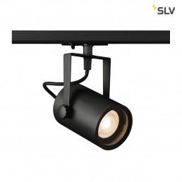 SLV 1001861 Euro Spot track zwart 1xgu10 1-fase railverlichting