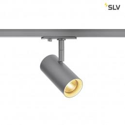 SLV 1001864 Noblo spot zilvergrijs 1xled 2700k 36° 1-fase