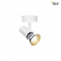 SLV 1002073 spot wandlamp wit 1xe27