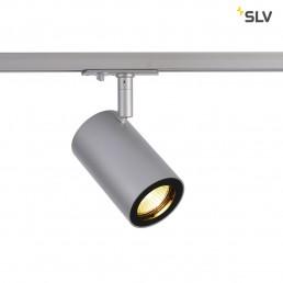 SLV 1002113 Enola_B track zilvergrijs 1xgu10 1-fase railverlichting