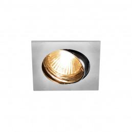 SLV 1002211 pika zilvergrijs kantelbaar 1xgu10