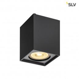 SLV 1002216 Altra Dice zwart 1xgu10