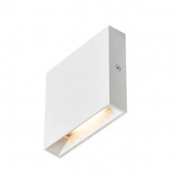 SLV 1003466 quad frame 9 wit 1xled 3000k wandlamp inbouw