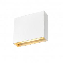 SLV 1003467 quad frame 14 wit 1xled 2700/3000k led wandlamp
