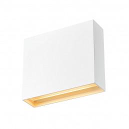 SLV 1003468 quad frame 19 wit 1xled 2700/3000k led wandlamp