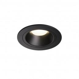 SLV 1003895 numinos dl m zwart/zwart 55gr 1xled 4000k