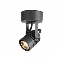 SLV 1004649 led spot sp wandlamp antraciet 1xled 3000k