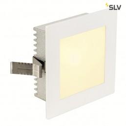 SLV 112731 Flat Frame Basic G4 wit inbouwspot