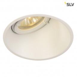 Actie SLV 113151 horn-a qpar51 wit 1xGU10