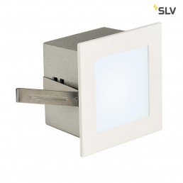 SLV 113260 Led Frame Basic led koelwit wit wand inbouwspot