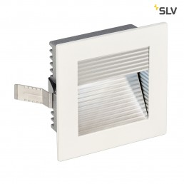 SLV 113290 Led Frame Curve led koelwit witwand inbouwspot