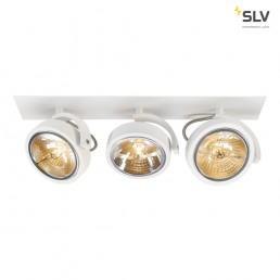 SLV 113421 Kalu Recessed 3 wit inbouwspot