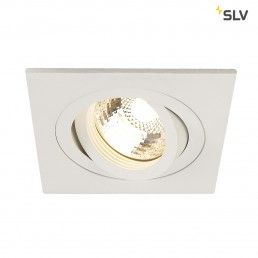 SLV 113501 New Tria 1 MR16 wit inbouwspot