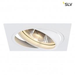 Actie SLV 113541 New Tria 1 ES111 wit inbouwspot