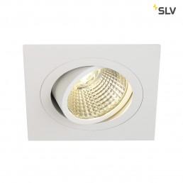 SLV 113911 New Tria DL Square, Set wit led inbouwspot