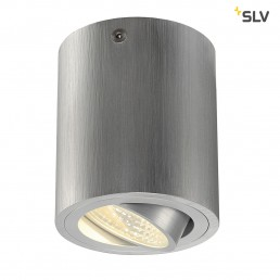 Actie SLV 113936 Triledo Round CL alu led plafondlamp