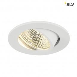 SLV 113951 New Tria 1 Set Round wit led inbouwspot
