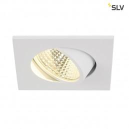 SLV 113961 New Tria 1 Set Square wit led inbouwspot