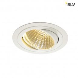 SLV 114261 New Tria 1 Set Round wit led inbouwspot 2700K