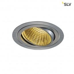 SLV 114266 New Tria 1 Set Round alu led inbouwspot 2700K
