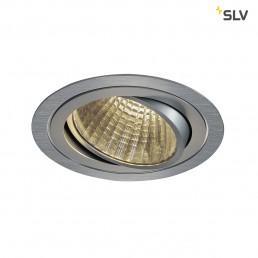 SLV 114276 New Tria 1 Set Round alu led inbouwspot 3000K
