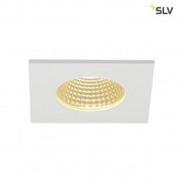 Actie SLV 114431 Patta-I LED square wit inbouwspot