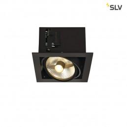 SLV 115540 Kadux 1 ES111 inbouwspot zwart