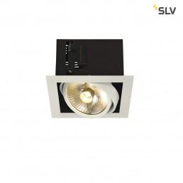 Actie SLV 115541 Kadux 1 ES111 inbouwspot wit