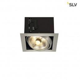 SLV 115546 Kadux 1 ES111 inbouwspot alu