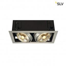 SLV 115556 Kadux 2 ES111 inbouwspot alu