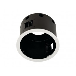 SLV 115601 Aixlight Pro 1 Frame QRB111 Round wit inbouwspot