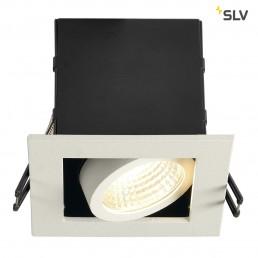 SLV 115701 Kadux 1 LED inbouwspot wit